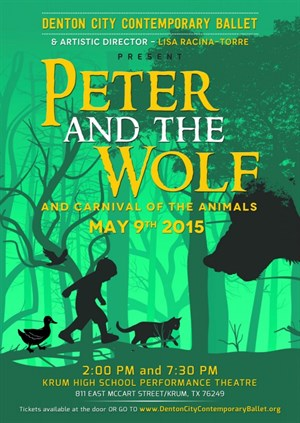 Peter & The Wolf Flyer
